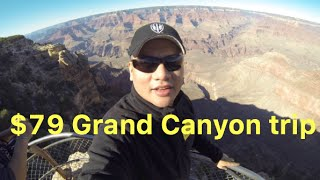 things to do in Vegas : $79 Grand Canyon bus tour (quick 1 day tour)