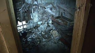 Опасные дома на Лесобазе