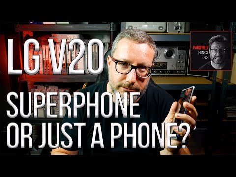 LG V20 Review: The Best Smartphone for Audio Geeks and Creators?