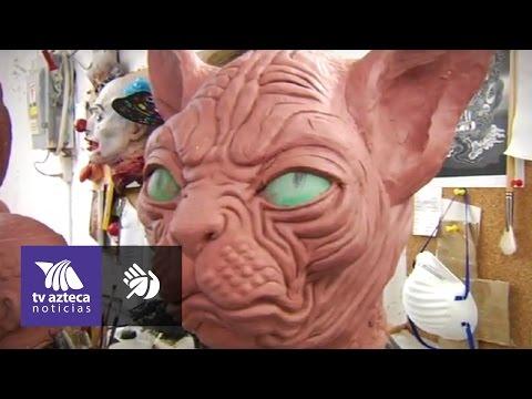 ¿Cómo se crean las máscaras para disfraces?