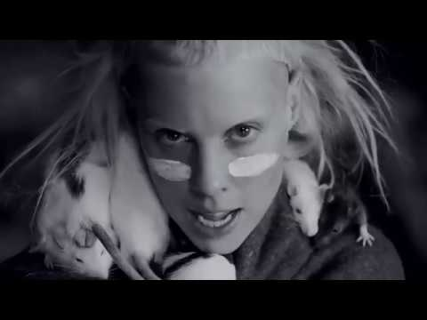 'I FINK U FREEKY' by DIE ANTWOORD (Official) REVERSED (видео)