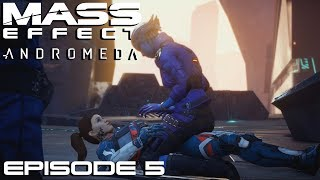 Mass Effect: Andromeda - Ep 5 - Rencontre avec Peebee - Let's Play FR ᴴᴰ
