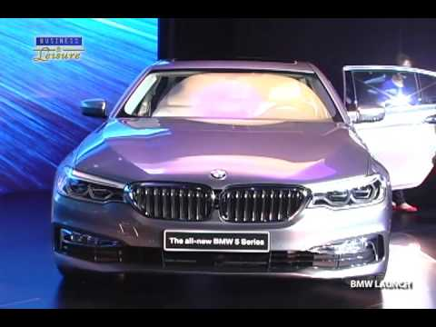 All New BMW 5 Series Launch