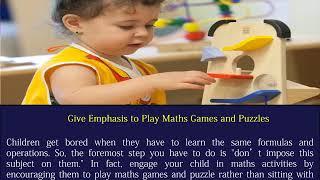 Tips to Make Mathematics Easier
