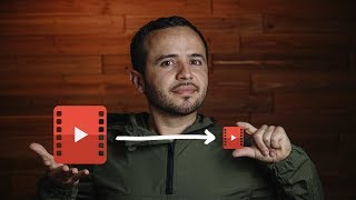 How to Shrink a Video File Size Without Losing Quality