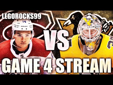 MONTREAL CANADIENS VS PITTSBURGH PENGUINS GAME 4 LIVESTREAM: Habs VS Pens 2020 NHL Playoffs Stream
