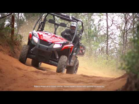 2016 Arctic Cat HDX 700 XT in Roscoe, Illinois - Video 2