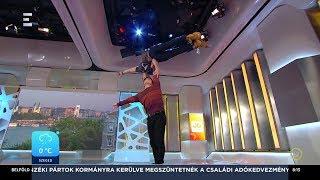 Beszélgetés Fehér Ádámmal és Kassai Benjáminnal az Echo tv-n 2019. januárjában