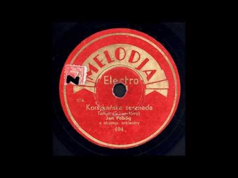 Tadeusz Faliszewski - Korsykańska serenada  (Tango)