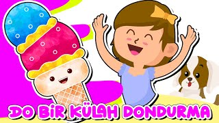 Do Bir Külah Dondurma Şarkısı   Alpi Ve Arkadaşları Çocuk Şarkıları
