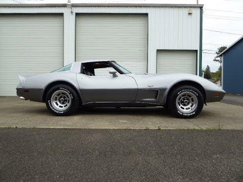 Video of '78 Corvette - PXQF