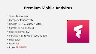 Mobile security pro apk | Download ESET Mobile Security APK 4 3 7 0
