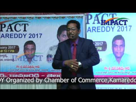 Transformation|Nagireddy|TELUGU IMPACT Kamareddy 2017