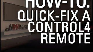 control 4 system not working - Thủ thuật máy tính - Chia sẽ kinh