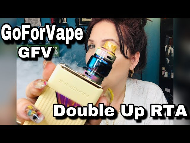 Double Up RTA | GoForVape