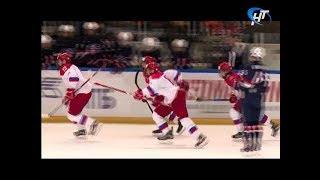 Сборная России разгромила команду США в рамках выставочного матча «Турнира четырех наций»