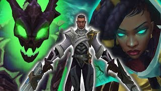 Complete Story of Senna, Lucian & Thresh