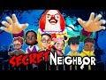 Secret Neighbor Conseguimos Abrir La Puerta juego Compl