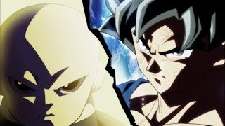 Goku Ultra Instinct Vs Jiren「AMV」  Legends Never Die
