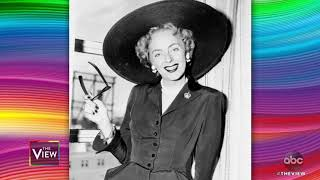 Pride Month FYI: Christine Jorgensen | The View