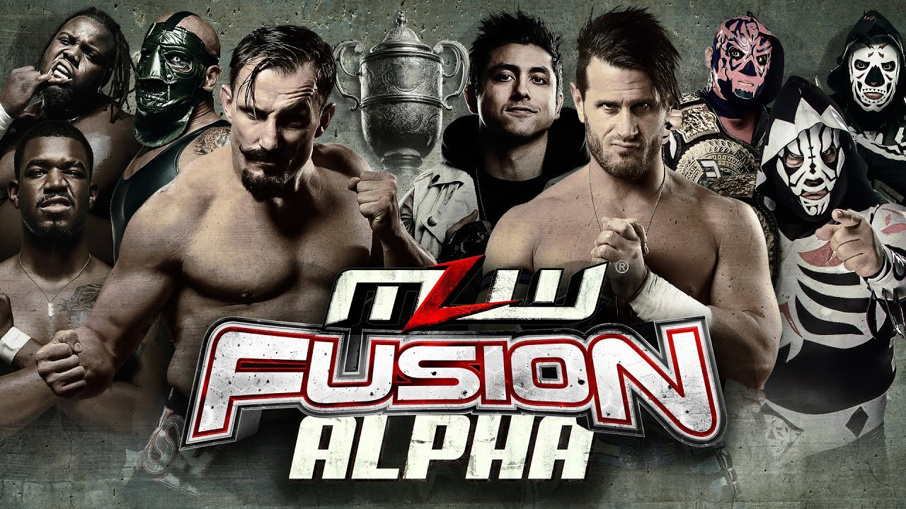 MLW Fusion Alpha Results: Bobby Fish & Alex Shelley Make Their In-ring Debuts