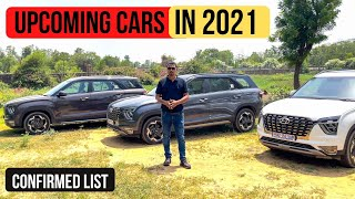25 Upcoming Cars In 2021 In India [Confirmed List]