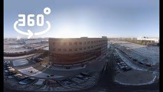 Алютех Воротные системы (Минск) - видео в формате 360 градусов