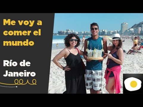 Ruta gastronómica - Dónde comer y platos típicos de RIO DE JANEIRO (BRASIL)