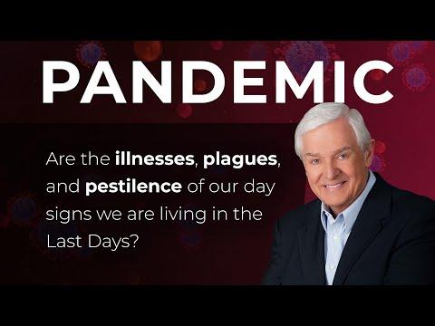 Pandemic - A Biological Prophecy | Dr. David Jeremiah