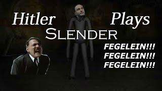 Hitler Plays Slender