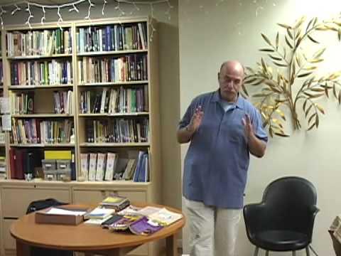 Jack Rosen: The Story of Jesus 1/8