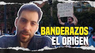 🧨LEGIÓN ANTICUARENTENA: EL BANDERAZO #17A