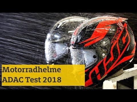 Test Motorradhelme: NEXX fällt durch I ADAC 2018