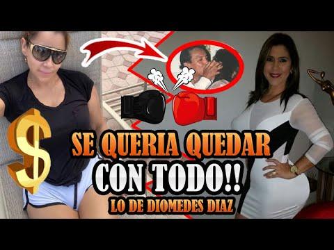 La Rivalidad De Betsy Liliana... Diomedes Díaz