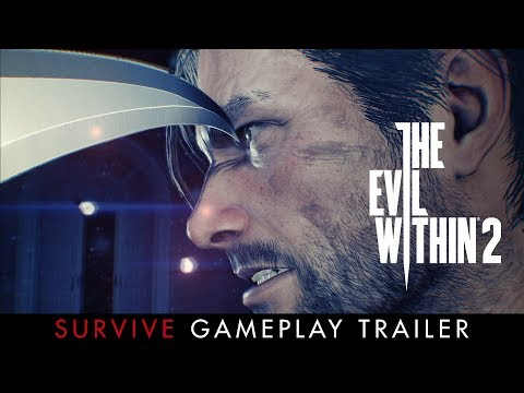 "The Evil Within 2 – ""Survive"" Gameplay Trailer thumbnail"