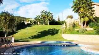 preview picture of video 'Beautiful townhouse in San Agustin,Palma de Mallorca'