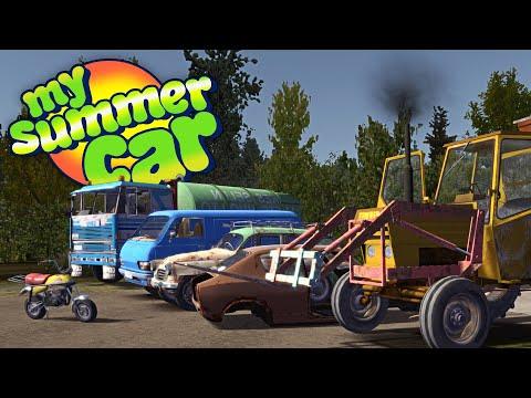 My Summer Car - У Финна Появился Второй Шанс