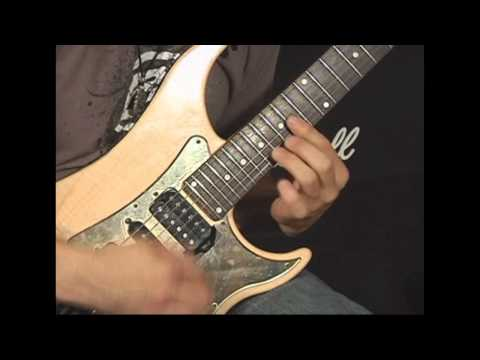 Mike Orlando - (Adrenaline Mob,Tred) Full Speed X/Sonic Stomp II - Young Guitar Studio, Japan