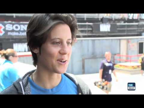 Ivy Leaguer takes the skateboard world by storm