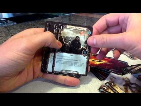 Unboxing and a Quick Look at Every Card