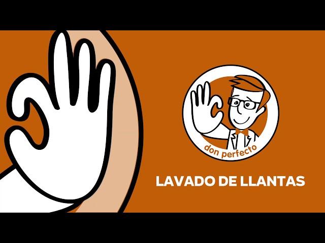 Don Perfecto Santander, Limpieza de Llantas