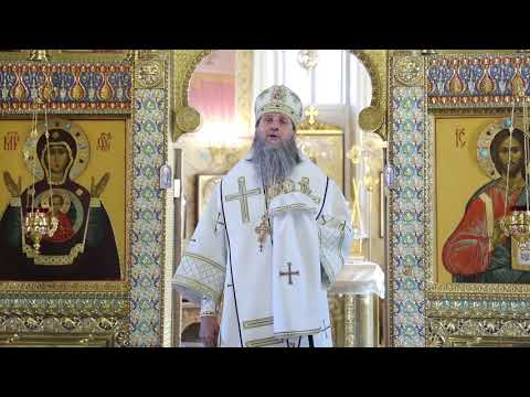 Митрополит Даниил: К нам любовь приходит через трудности