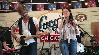 """SHANNON McNALLY & CHARLIE SEXTON """"It Make No Difference"""" (Live in Austin, TX 3/17/17) cut"""