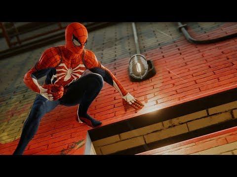 Trailer de lancement DLC la Guerre des Gangs de Marvel's Spider-Man