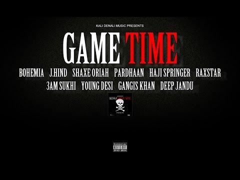 Gametime  BOHEMIA