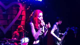 """Creep Magnet - """" My Heart Will Love Again"""", live from Backs"""