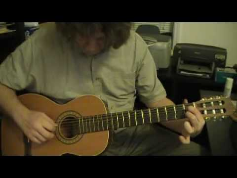 How to play C Minor Chord with easy guitar chords for beginners