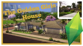 The Golden Girls House Tour   The Sims 4 Tour + Commentary