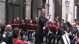 preview picture of video 'Formello 10 06 2012 - Concerto di Primavera -  06 - L'ultimo dei Mohicani'