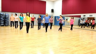 Young Again   Line Dance (Dance & Teach In English & 中文)